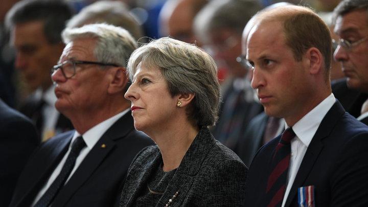 «Пытки Распутина еженедельно»: В Британии пожалели Терезу Мэй