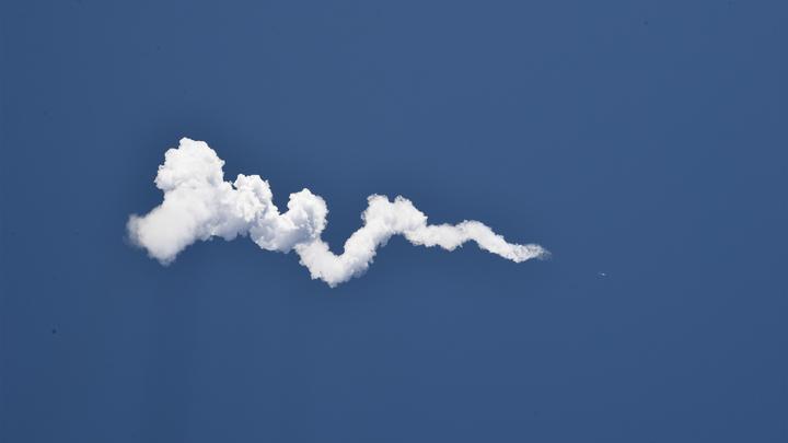 Китай раскрыл место падения обломков своей ракеты Чанчжэн-5Б