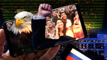 Кто довел до безумия политическую элиту США