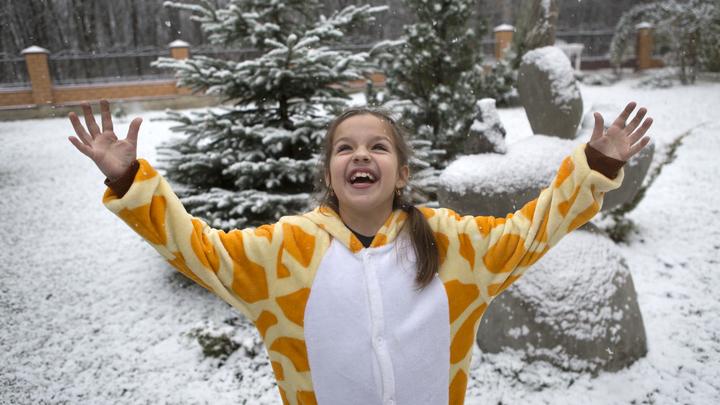 В Свердловской области выпал снег 19 сентября