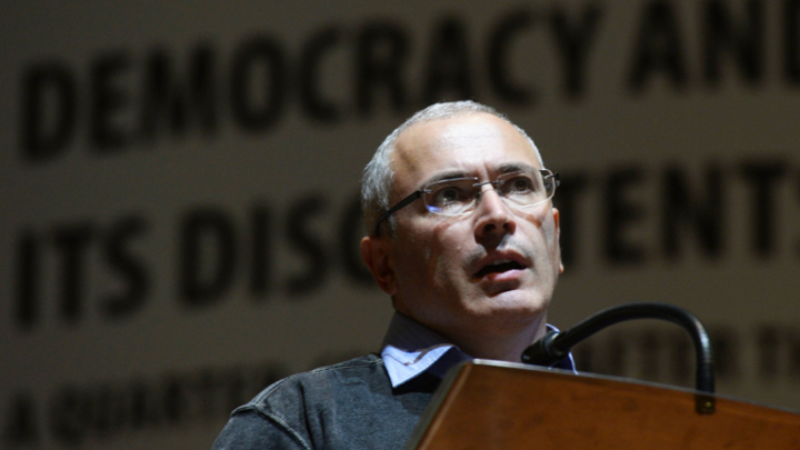 Михаил Ходорковский: Кровавый тиран в шкуре демократа