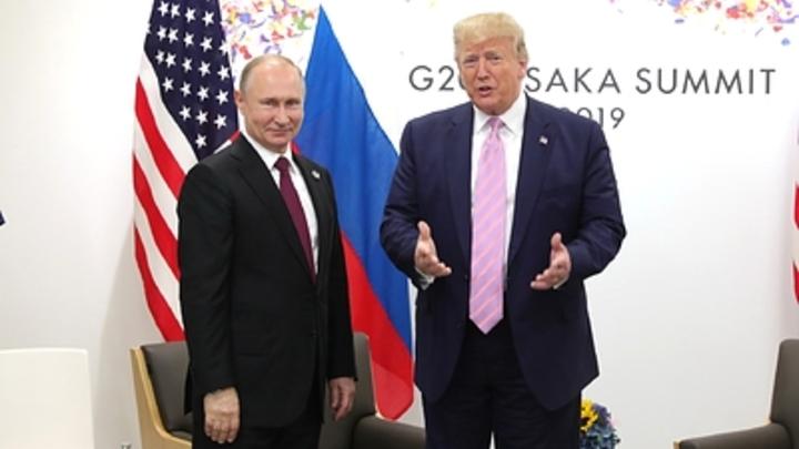 Часть русского реванша. Встреча Путина и Трампа взбесила Порошенко