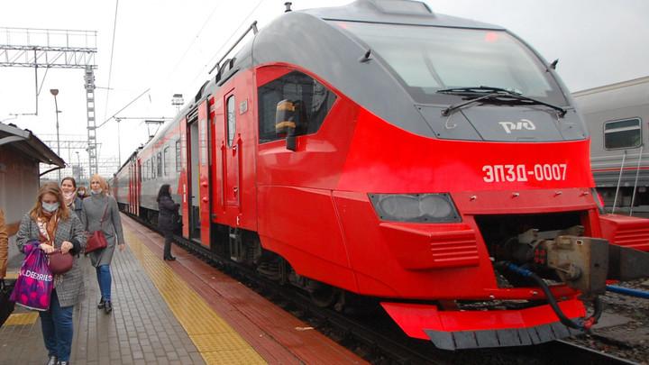 В Ростове-на-Дону из-за закрытого моста на Малиновского продлили маршрут городской электрички