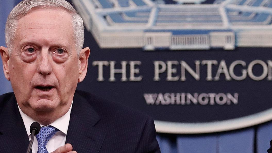 Глава Пентагона скрывает истинные цели США в Йемене