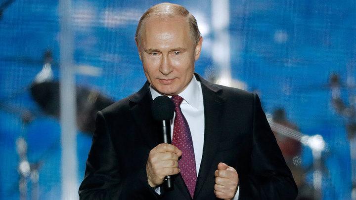 Запад ударил по Путину из всех орудий... и промахнулся