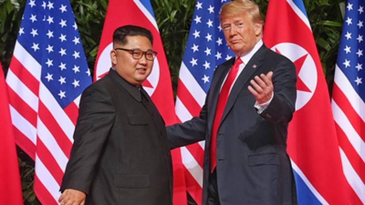 Новая встреча Трампа иКим Чен Ына может пройти вШвейцарии