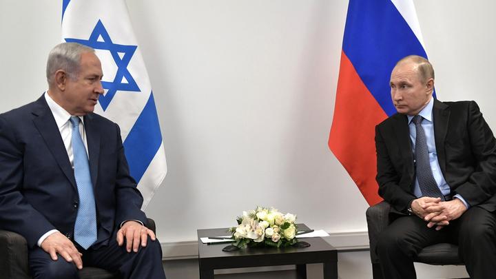 Теперь и Израиль сверяет с Россией свою политику на Ближнем Востоке