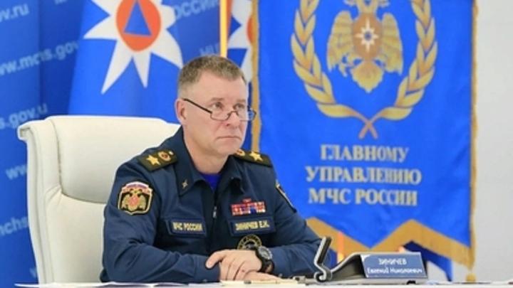 Стали известны подробности того, как погиб глава МЧС России