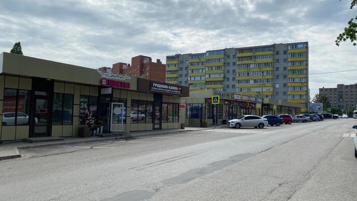 В Ростове открывают новые торговые павильоны на месте незаконного рынка в Александровке