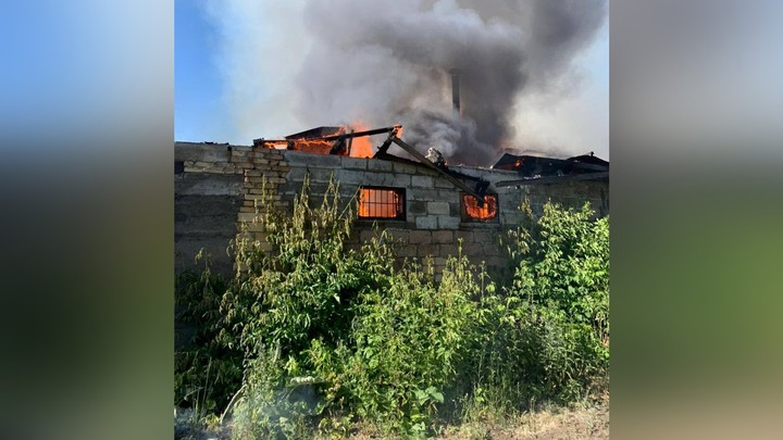 Горим! Число пожаров в Челябинске выросло в 12 раз