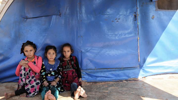 Небензя призывает спасти людей из злополучного лагеря Рукбан в Сирии