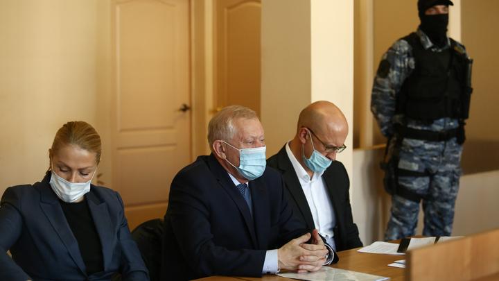 Бывшему мэру Челябинска Тефтелеву дали всего три года