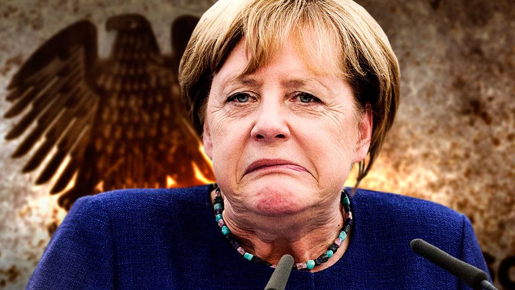 Меркель по поводу су 24