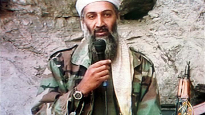 ЦРУ опубликовало видео со свадьбы сына лидера Аль Каиды