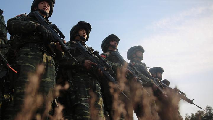 Китай назвал американской дезинформацией сообщения о горячей линии с США по КНДР