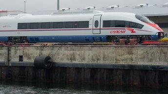 На поезда Сапсан ввели проездные билеты
