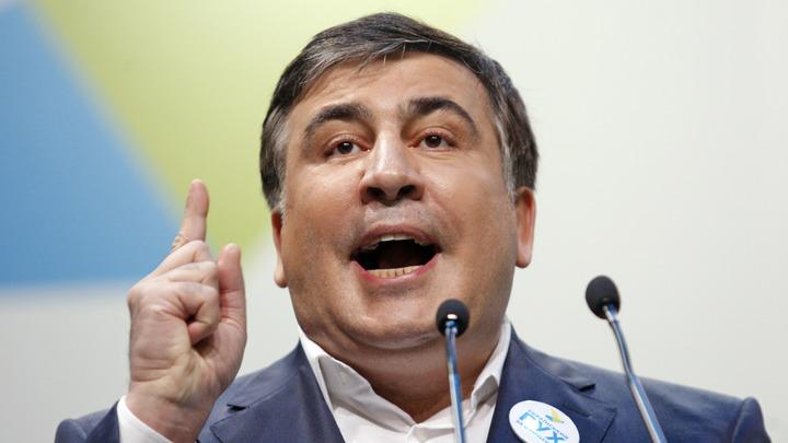 МВД Грузии отреклось от разговора с пранкерами о судьбе Саакашвили