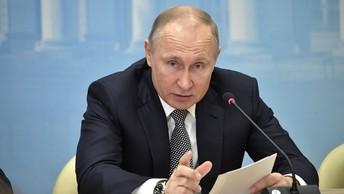 Путин представил своего кандидата на должность главы Конституционного суда