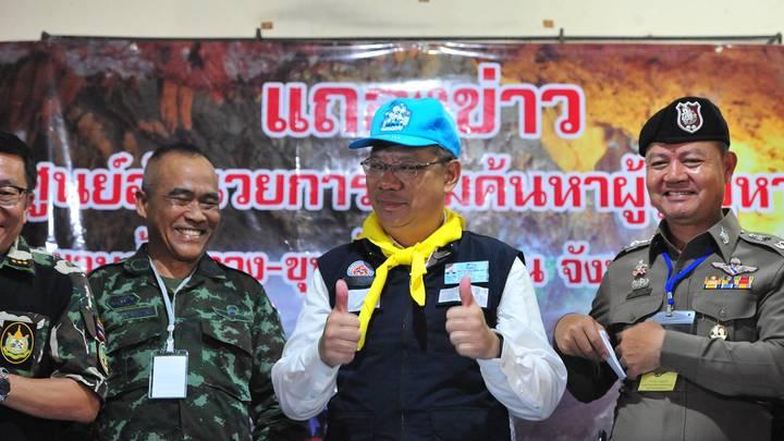 Таиландскую пещеру, изкоторой спасли детей, всостоянии сделать «достопримечательностью мирового уровня»