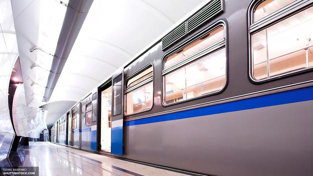 В Санкт-Петербурге на вход и выход закрыты все станции метро