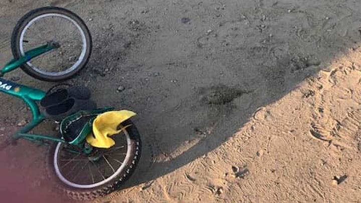 Делом насмерть сбитого в Челябинской области семилетнего велосипедиста занялась прокуратура