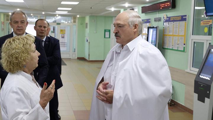 Лукашенко раскритиковал уровень медицины в Минске