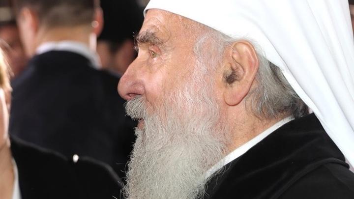 Патриарх Сербский оказался в больнице из-за COVID-19