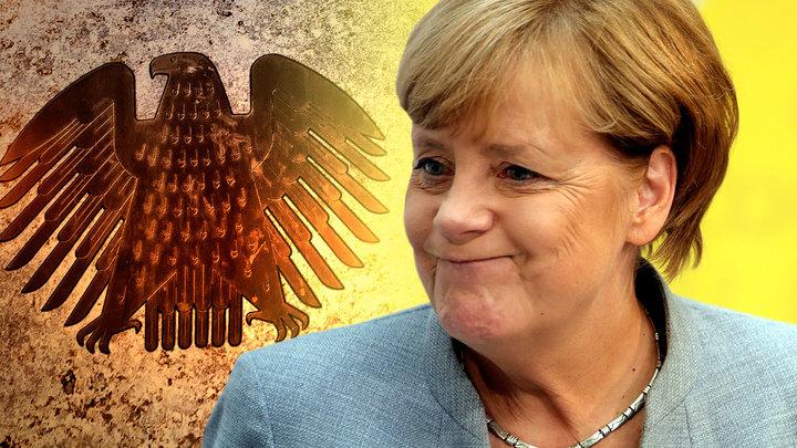 А Меркель все-таки рано списывать со счетов