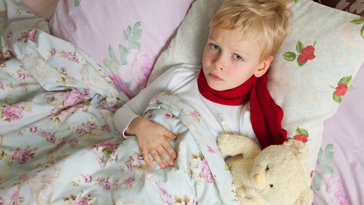 В Челябинской области зафиксировали двукратный рост кишечных инфекций среди детей
