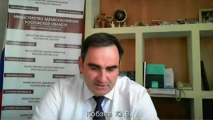 В Ростовской области развернули дополнительные койки в ковид-госпиталях