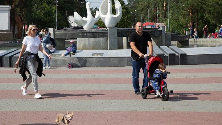 Последняя неделя июля в Челябинской области будет прохладной