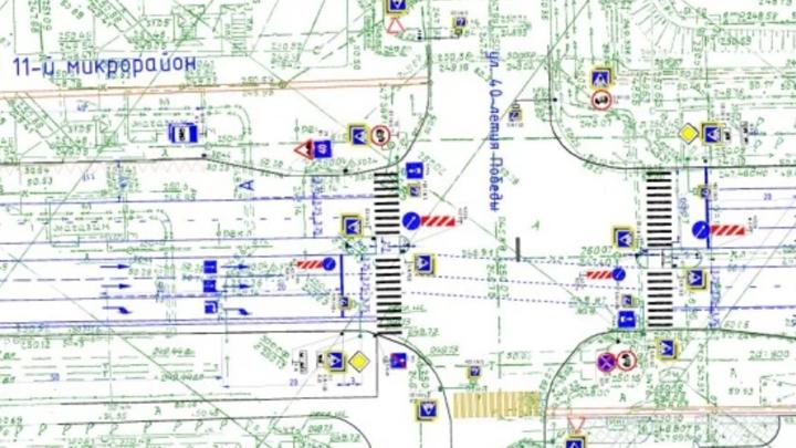 Каким будет Комсомольский проспект в Челябинске: финальный проект
