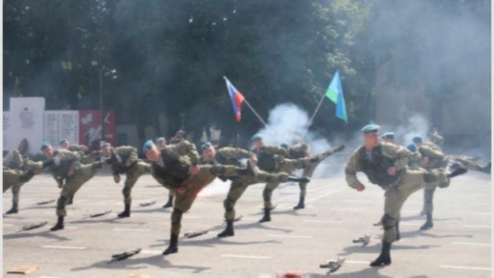Празднование Дня ВДВ в Новосибирске отменили из-за коронавируса
