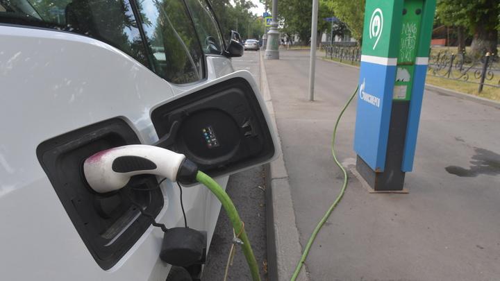Во Владимирской области построят 80 станций зарядки для электромобилей