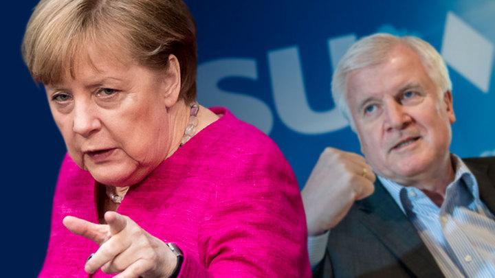 Меркель не приняла ультиматума главы МВД