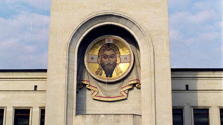 Ковчег с частицами мощей мцц. Веры, Надежды, Любови и матери их Софии будет принесен в Данилов монастырь