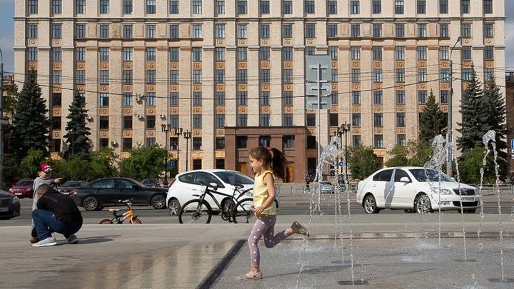 Жару до +34 градусов обещают в Челябинской области