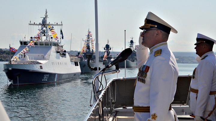 Американский адмирал привычно надул щёки. Но по факту взмолился: Помилосердствуйте!