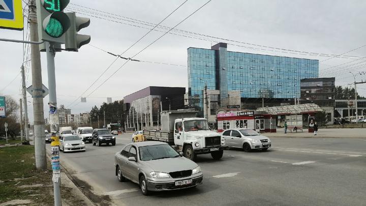В Челябинске 3 августа отключат три светофора