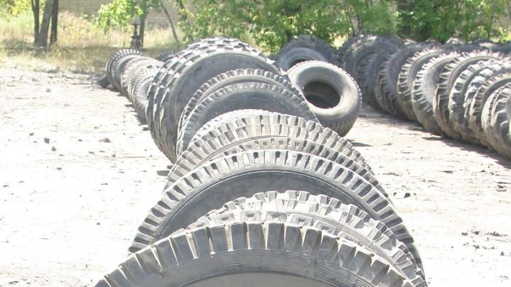 Ивановские власти объявили войну старым покрышкам во дворах