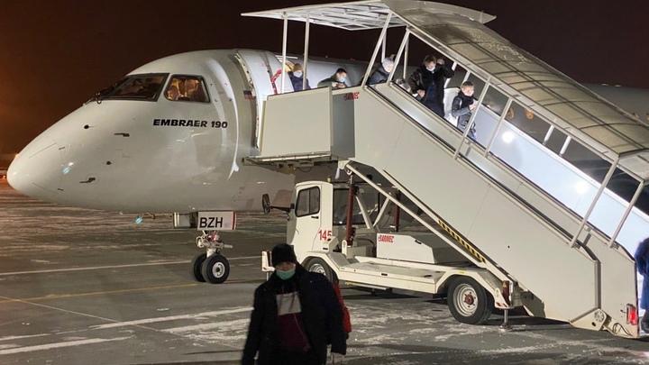 Челябинскому аэропорту грозит штраф за слишком дорогой рукав