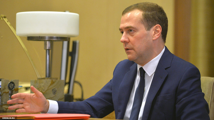 Медведев о налоге на бездетность: Не буду заводить рака за камень
