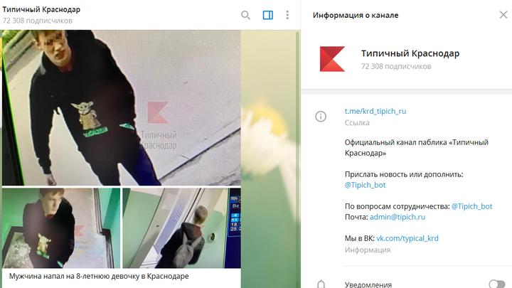 В Краснодаре задержали студента, который развращал 8-летнюю школьницу в подъезде дома