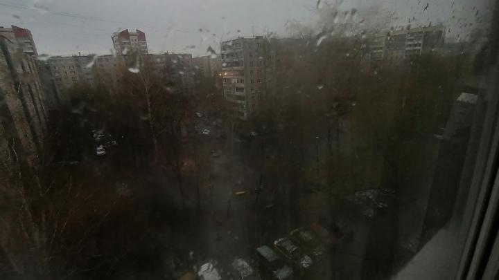 До конца недели челябинцев ждут частые дожди с грозами
