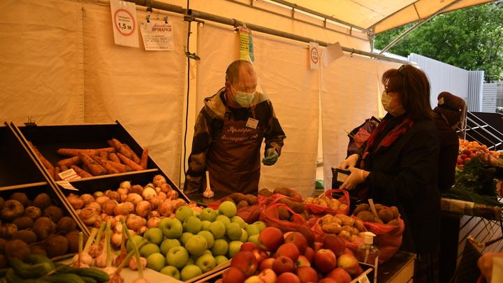 В Челябинске в разы подорожали картошка, морковь и свекла