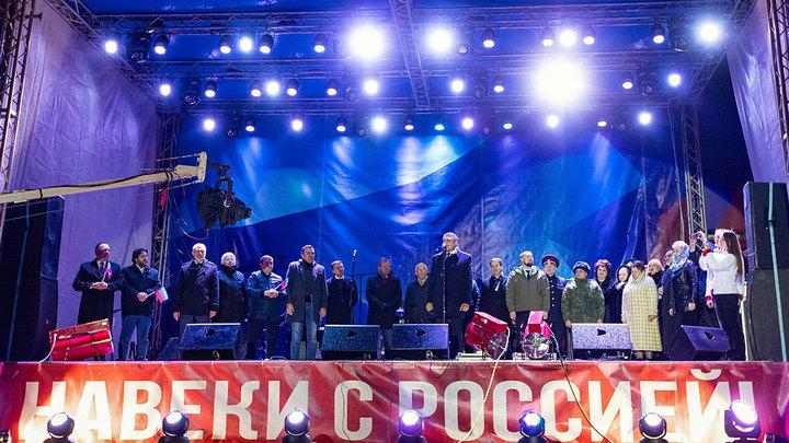 «Нормальные люди, хотят мира»: Иностранные наблюдатели о выборах в Новороссии