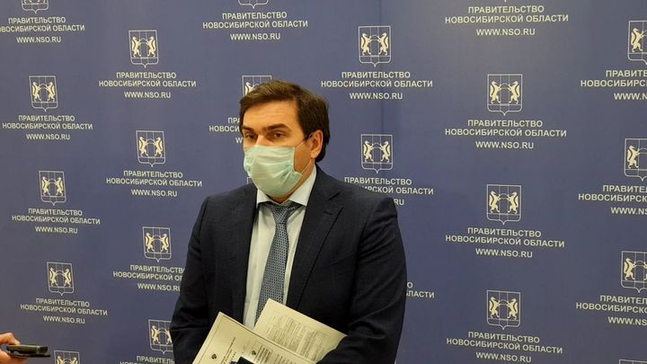Один отрицательный тест – свободен: В Новосибирске будут по-новому выписывать ковидных пациентов