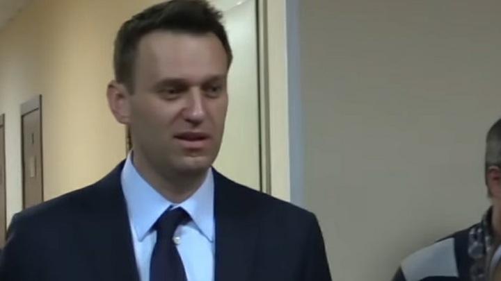 В полиции объяснили, что будет с Навальным после задержания