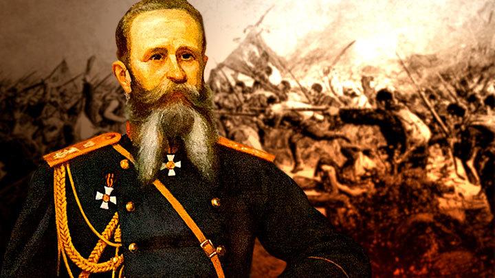 Грозная фигура русского фельдмаршала: Полководец Иосиф Гурко