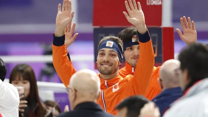 Голландский конькобежец порадовался отсутствию России на ОИ-2018
